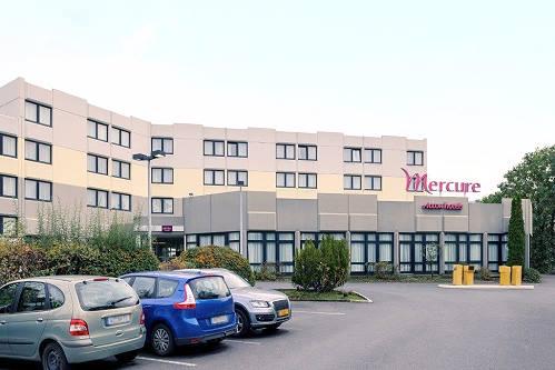 Mercure Hotel Frankfurt Airport Kelsterbach Das Moderne