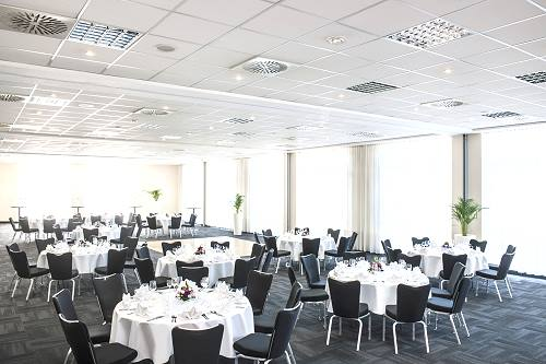 Nh Frankfurt Moerfelden Conference Center Lage