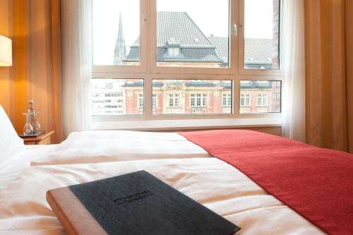 Steigenberger Hotel Hamburg Parken