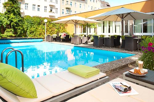 Mercure Hotel Berlin City Parken