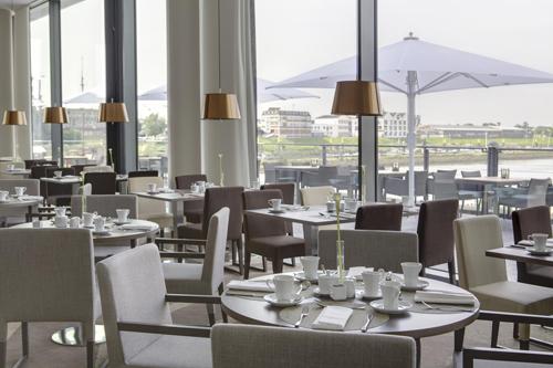 Steigenberger Airport Hotel Frankfurt Parken