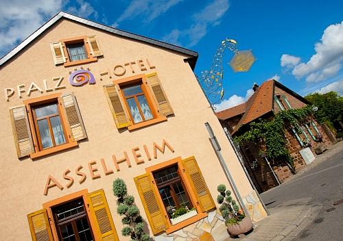 Pfalzhotel Asselheim Gruenstadt Asselheim Tagungshotel