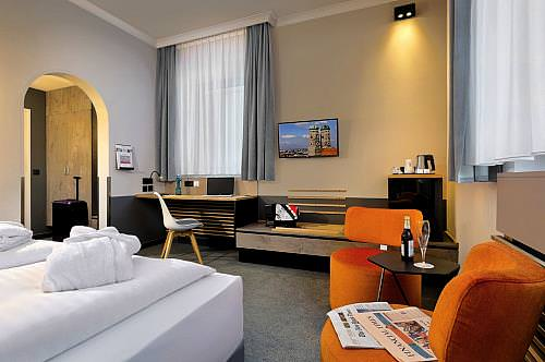 intercityhotel m nchen modernes tagungshotel direkt am. Black Bedroom Furniture Sets. Home Design Ideas