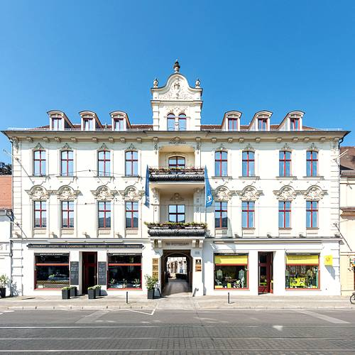 Nh Hotel Potsdam Parken