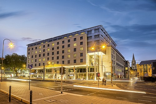 Dorint Hotel Mannheim Parken