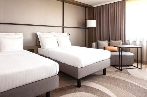 Marriott Hotel Frankfurt Parken