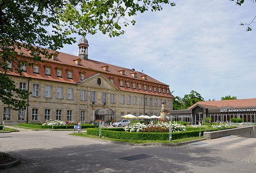 Hotel Residenzschloss Bamberg Parken