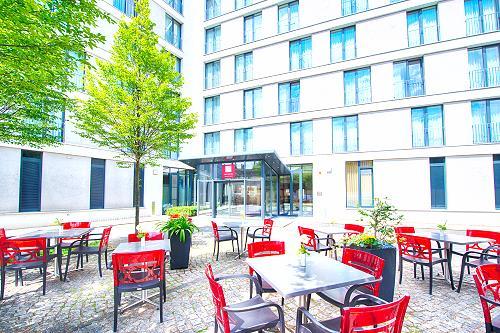 Leonardo Hotel Heidelberg City Center Parken