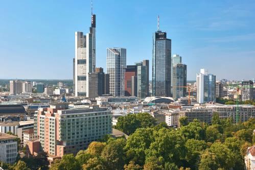 Hilton Hotel Mainz Parken