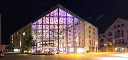 Dorint Hotel Erfurt Parken